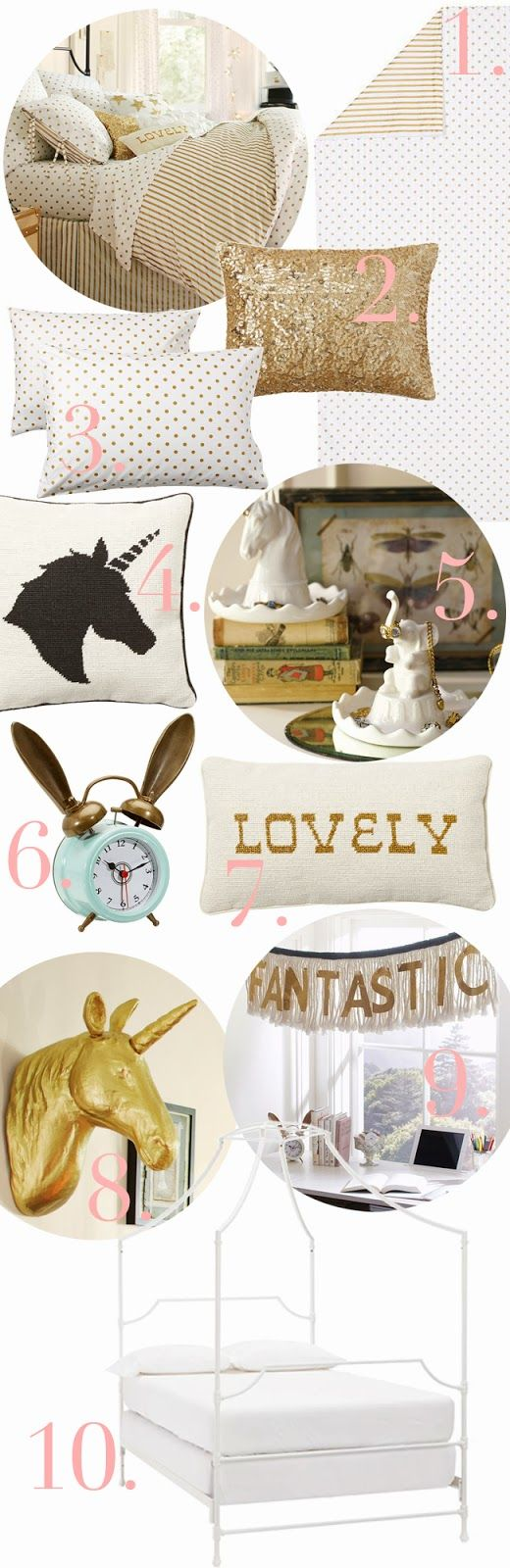Sunday Shopping: Cuddle Up // Emily & Meritt x @Pottery Barn Teen Collection