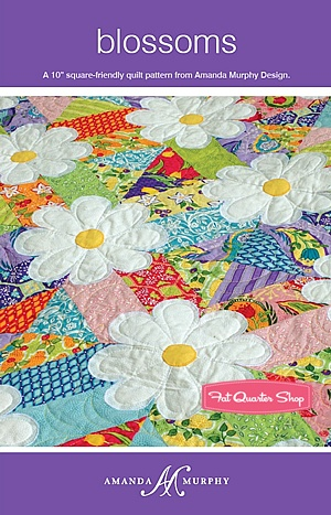 Blossoms Quilt Pattern by Amanda Murphy