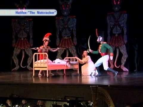 "Symphony Nova Scotia's ""The Nutcracker"" has been a #Halifax Holiday favourite for more than 20 years. Featuring Halifax Dance, Mermaid Theatre of Nova Scotia, and Tchaikovsky's beautiful music, tickets make a magical gift choice. www.symphonynovascotia.ca"