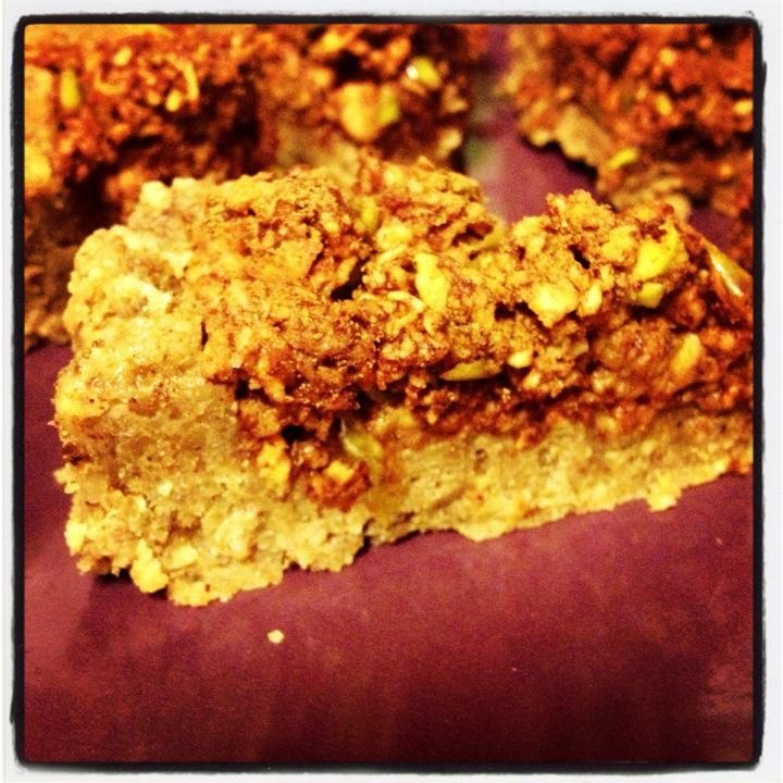 Raw, vegan apple pai. www.TheHolisticRawFoodCoach.com