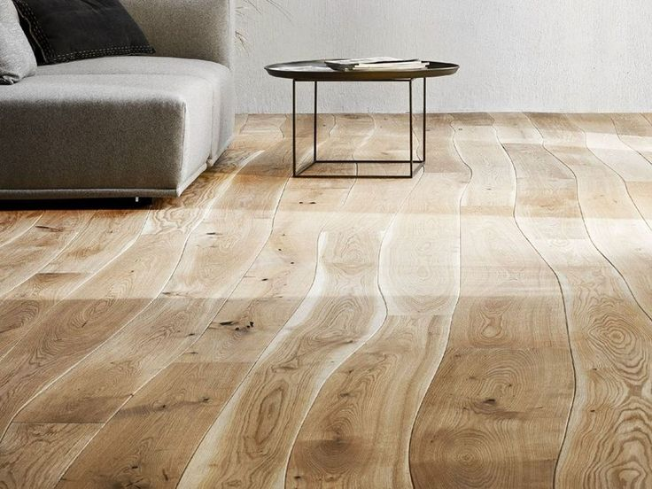Oak Floor Tiles / Parquet by Bolefloor: Curved Floor Boards