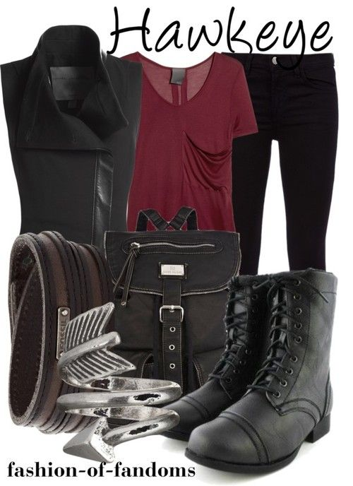 hawkeye | Fandom Fashion