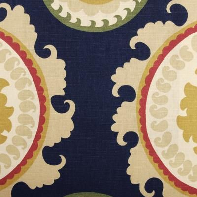 Pattern #72054 - 5   Alfred Shaheen - Big Sur Designs   Suburban Home Fabric by Duralee