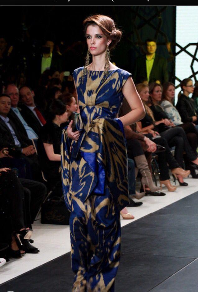 Uzbek haute couture