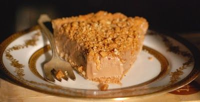 Frango Mint Ice Cream Pie (as served in the Walnut Room in the former Marshall Field store in Chicago)