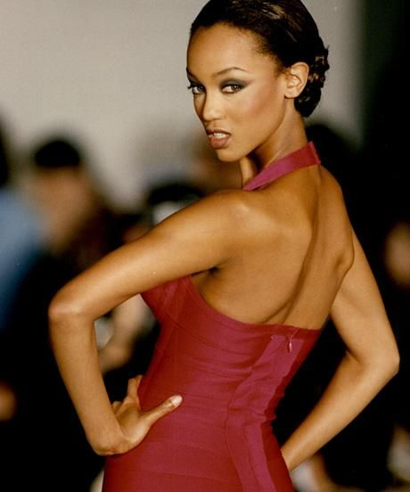 Tyra Banks Black And White: 184 Best 08Celebrity-Tyra Banks泰拉·班克斯 Images On Pinterest