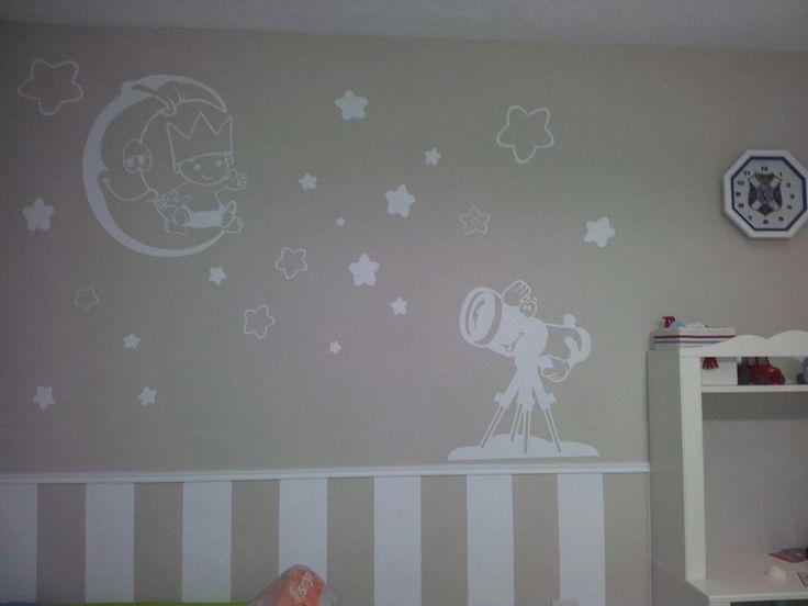 Resultado de imagen de decoracion de habitacion bebe sebastian