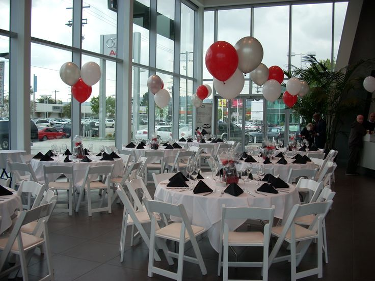 Audi Dealership 100 people Lunch Event