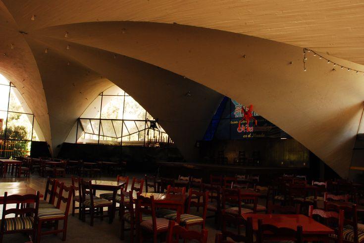 Clássicos da Arquitetura: Restaurante Los Manantiales / Félix Candela