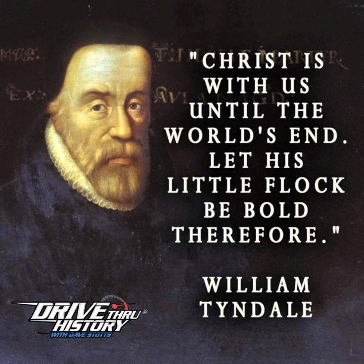 William Tyndale: Father of the English Bible
