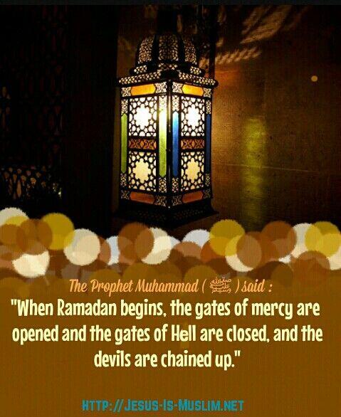 #Hadith. #Ramadan