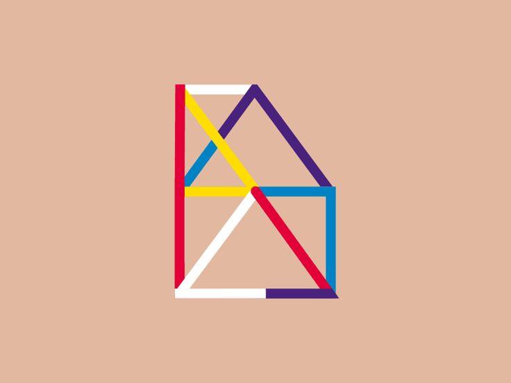 Best DESIGN Logo Animations Images On Pinterest Corporate - Superhero logos turned into oddly satisfying line animations