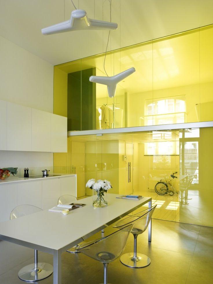 Loft Geeraert di dmvA Architecten