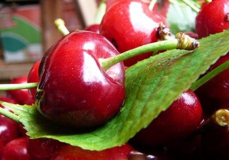 Cherries #food #piemonte #italy #provinciadicuneo