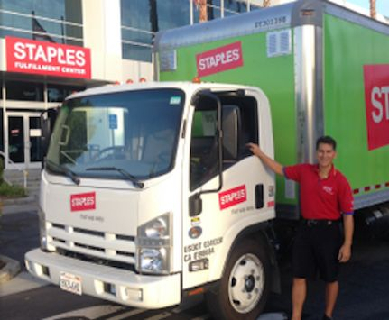 """Richard Olsen 21 May 2016, 4:30pm 6 BusinessPoliticsTransport 203 0 0  (Image via careers.staples.com) Paid just $8 per hour, """"Turnbull's truckies"""" working for U.S. conglomerate,… https://winstonclose.me/2016/05/22/turnbulls-truckies-robbed-by-u-s-multinational-by-richard-olsen/"""