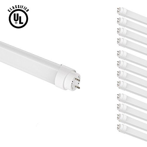 LE 18W 4 foot T8 LED Tube Light, Equal to 60W | #(90V120V #(Pack #1800LM #18W #4ft #4pcs #5000K #AC) #Commercial #Daylight #DLC #Fluorescent #for #General #Industrial #Led #lighting #lights #Listed #Office #Replacing #T8 #Traditional #Tube #UL #144 #30cm£¬ #Decoration #Light #Meteor #party #Rain #Romantic #Shower #String #Tree #Valentine #White #1923NW #20 #2835 #4 #45w #Approved #foot #LEDwholesalers #Neutral #Replacement #Smd #T12 #Watt #with #(36W #1Line #4000K #Clear #DLCQualified…