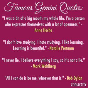 Funny Gemini Quotes And Saying. QuotesGram
