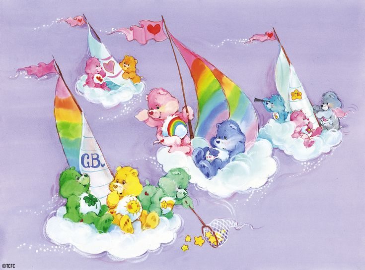 3257 best images about care bears on pinterest