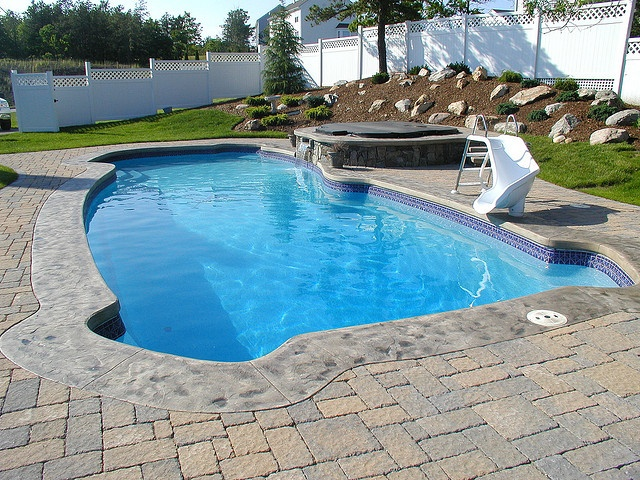 Freeform Swimming Pool Example Wish This Was Your Pool Freeform Pool Designs Pinterest