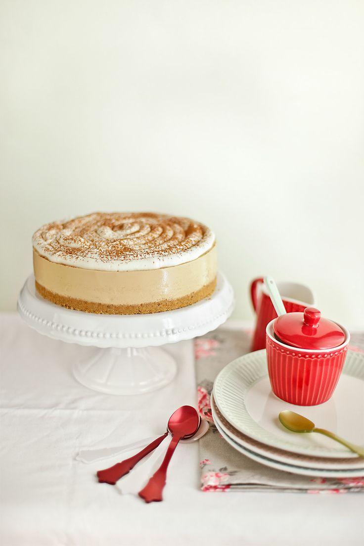 Receta de cheesecake capuchino 1