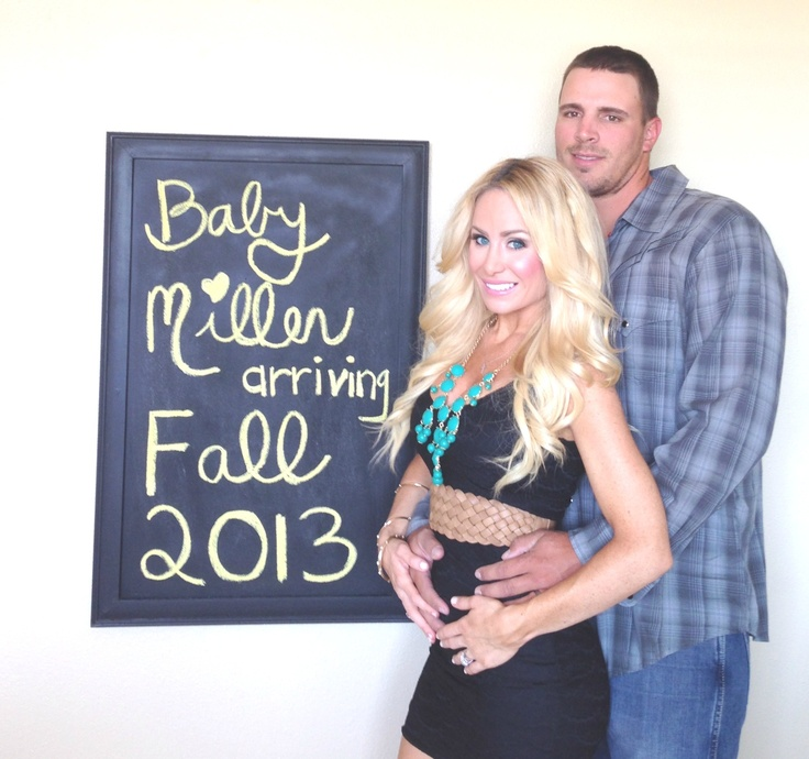 11 best My Pregnancy Chalkboard images – Baby Bump Announcements