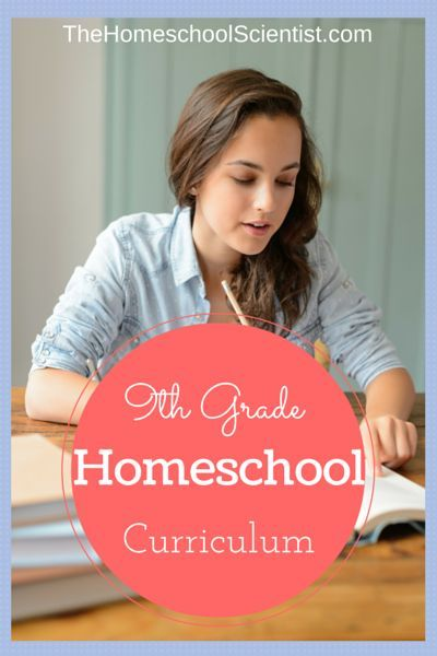 We are starting high school this year! Hard to believe. Here are our 9th grade homeschool curriculum choices.