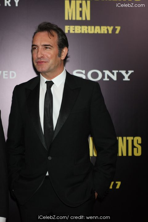 Jean Dujardin New York Premiere of 'The Monuments Men' at the Ziegfeld Theater http://www.icelebz.com/events/new_york_premiere_of_the_monuments_men_at_the_ziegfeld_theater/gallery2.html