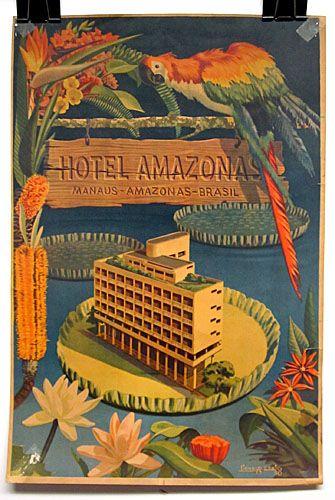 Hotel Amazonas, Manaus Amazonas Brazil