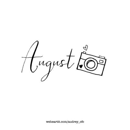 High Quality Hello August ❥ | Lettering | Pinterest | Hello August, Bullet Journals And  Bullet