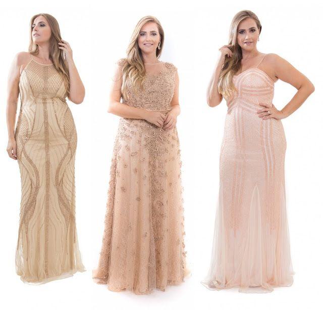 Vestido de festa plus size para madrinhas,formandase mãe da noiva