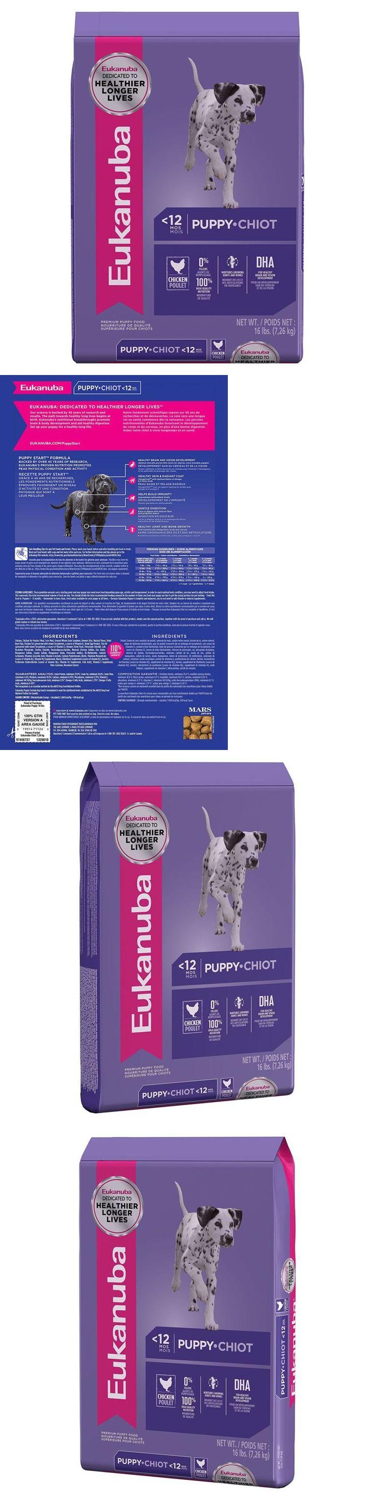 Dog Food 66780: Eukanuba Puppy Dry Dog Food -> BUY IT NOW ONLY: $30.31 on eBay!