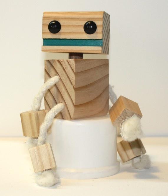 Robot - I should make this!