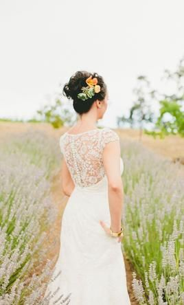 BHLDN Leila wedding dress currently for sale at 75% off retail.