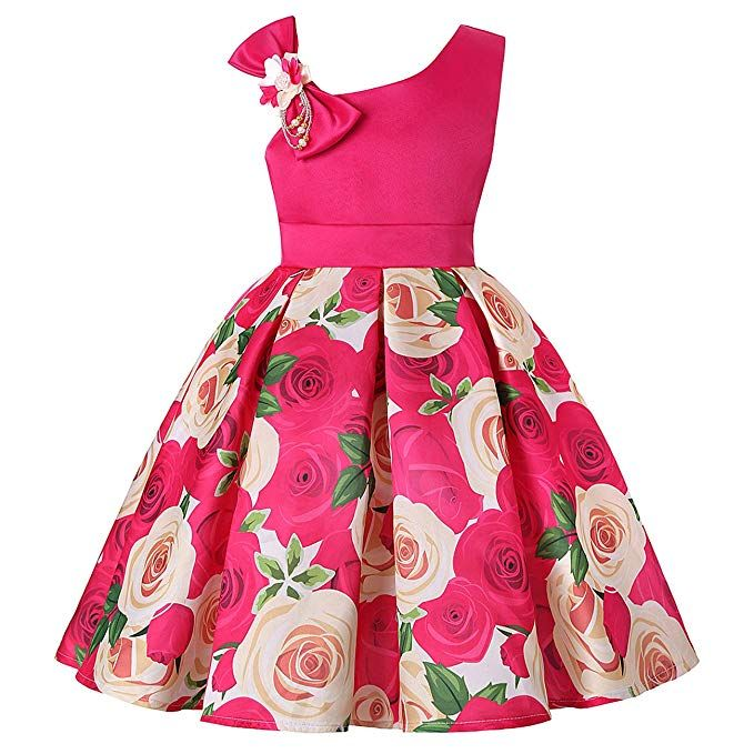 NSSMWTTC <b>Flower Girls Dresses</b> Child Christmas Halloween ...