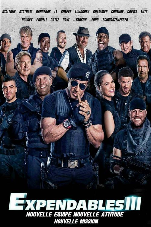 Watch->> The Expendables 3 2014 Full - Movie Online