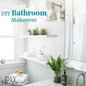 Bathroom Makeover Sweepstakes 225 best bathroom inspiration images on pinterest | bathroom ideas