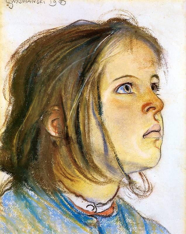 Stanisław Wyspiański, Helenka (1900)