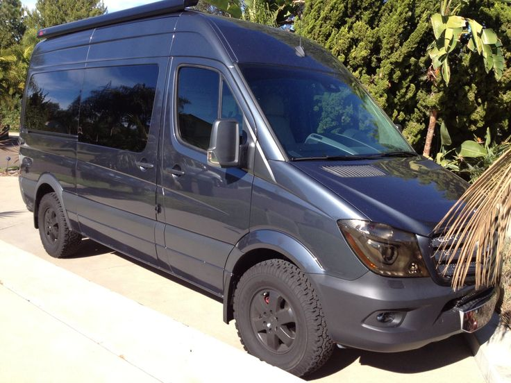 1000 images about mercedes benz sprinter van conversion for Mercedes benz van conversion