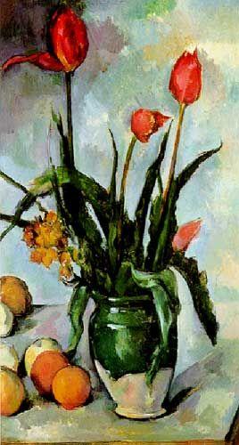 """Поль Сезанн. """"Тюльпаны в вазе"""" - Поиск в Google"""