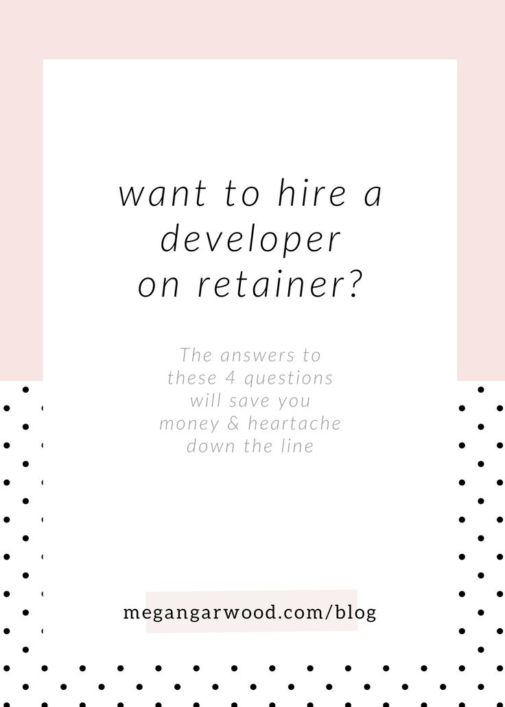 The 25+ best Retainer agreement ideas on Pinterest Private - contract clauses you should never freelance without