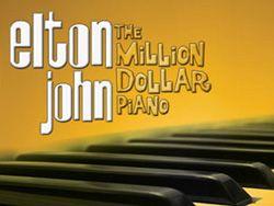 Elton John The Million Dollar Piano at the Colosseum @ Caesars Palace