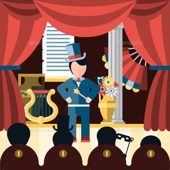 Theatre Play Concept