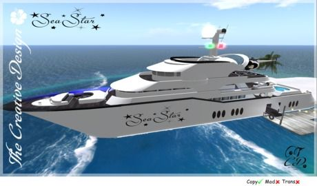 2390 TCD SeaStar Yacht Deluxe v2.0  Full Furniture (09/2012)