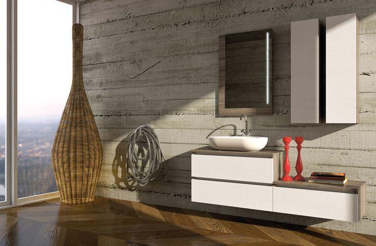 17 best images about urban mobili da bagno moderni componibili on pinterest ceramica tops for Arredo bagno componibile