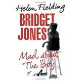 Amazon.com: Bridget Jones Mad About the Boy Bridget is in her 50's, a single mum trying to do it all. Helen Fielding is hysterical in her account of the work involved in raising kids while trying to have a life. Never hear about the hot flashes, though. The whole cast (minus Mark:( ) is back. Fun read