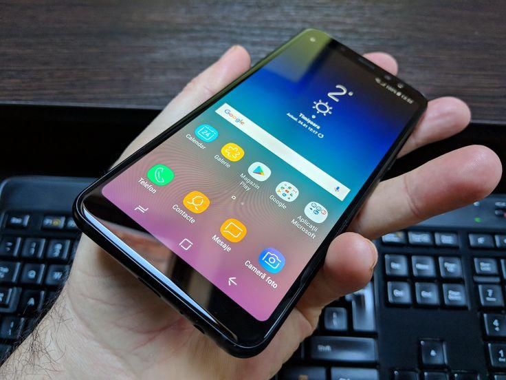 Samsung Galaxy A8 (2018): OS, UI, cramponate în epoca Nougat, dar cu Bixby