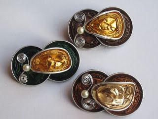manualidadesisabel: broches capsulas nespresso