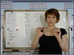 Обучение буквам и чтению по методике Ольги Лысенко