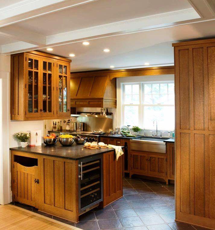 Best 25+ Craftsman Style Kitchens Ideas On Pinterest