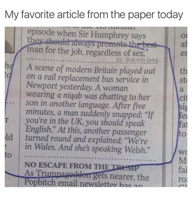 Modern Britain in a nutshell